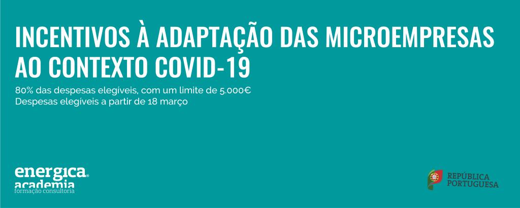 Incentivos às Microempresas: adaptação dos estabelecimentos às condições do COVID-19